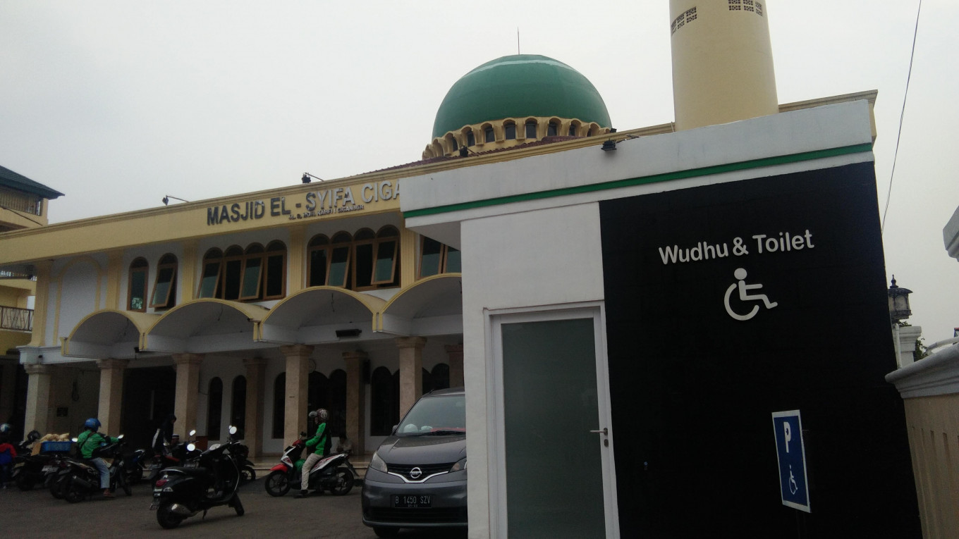 'Equal in the eyes of God', South Jakarta Mosque Goes Disability-Friendly for Inclusivity